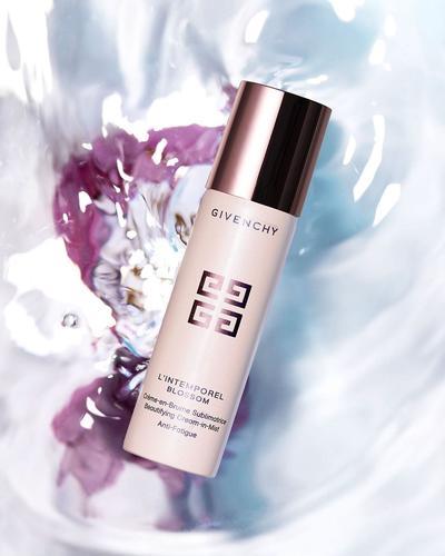 Givenchy Вуаль для обличчя проти ознак втоми L'intemporel Blossom Beautifying Cream-in-Mist. Фото 1