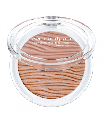 Misslyn Terracotta Powder SPF 20