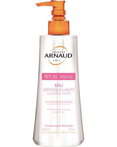 Arnaud Очищающее средство с экстрактом цветов лотоса Rituel Visage Eau Demaquillante