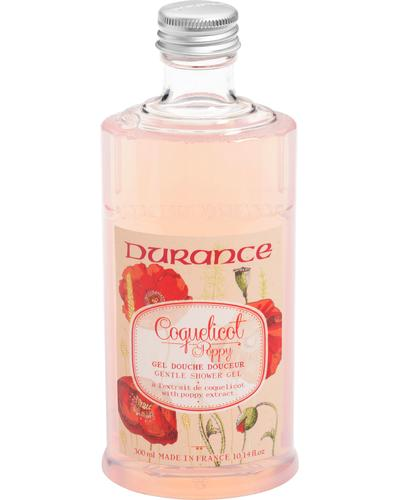 Durance Shower Gel with Poppy Extract