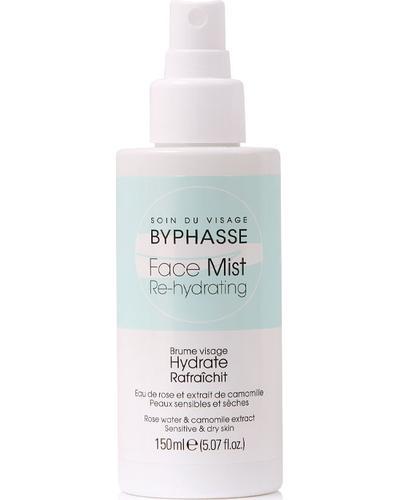 Byphasse Дымка для сухой и чувствительной кожи Face Mist Re-hydrating Sensitive & Dry Skin