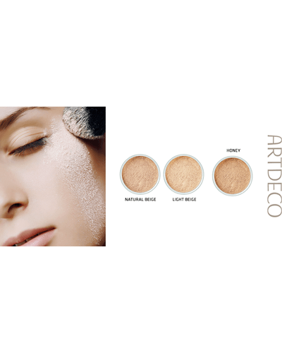 Artdeco Mineral Powder Foundation. Фото 1