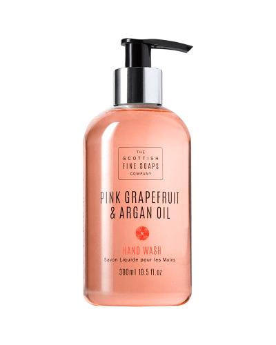 Scottish Fine Soaps Pink Grapefruit and Argan Oil Hand Wash