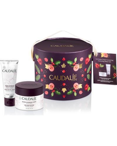 Caudalie Набор - роскошный уход за телом Gourmand Body Care Set