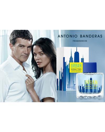 Antonio Banderas Urban Seduction Blue. Фото 1