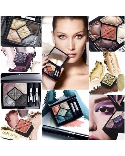 Dior 5 Couleurs Eyeshadow Palette 2017. Фото 4