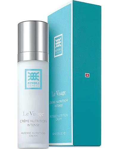 RIVOLI Крем для глибокого живлення шкіри Le Visage Creme Nutrition Intense