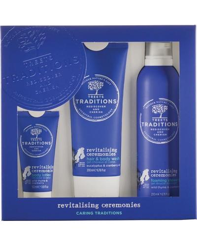 Treets Traditions Revitalising Ceremonies Gift Set Large