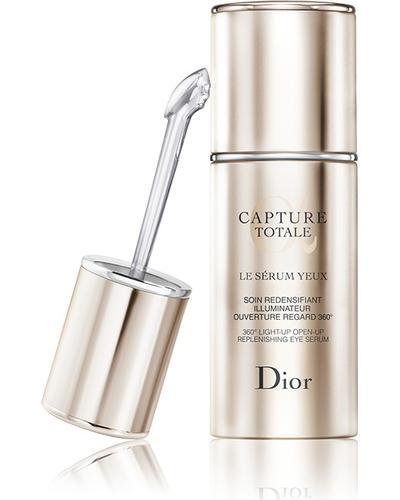Dior Укрепляющая сыворотка для сияющего и открытого взгляда Le Serum Yeux. Фото 3