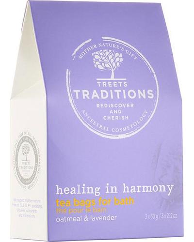 Treets Traditions Healing in Harmony Bath Tea. Фото 6