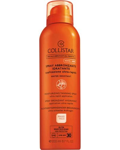 Collistar Moisturizing Tanning Spray