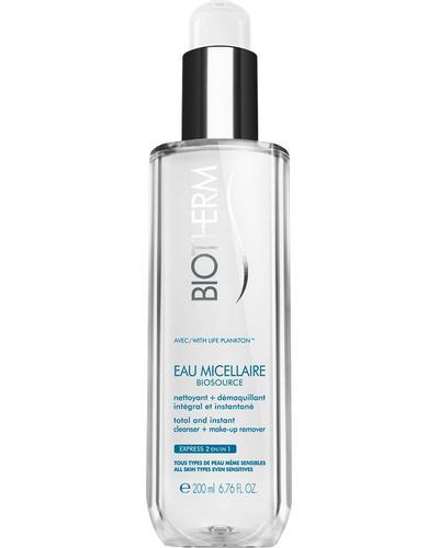 Biotherm Мицеллярная вода для очищения кожи и снятия макияжа Biosource Eau Micellaire