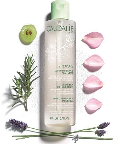 Caudalie Vinopure Clear Skin Purifying Toner фото 5