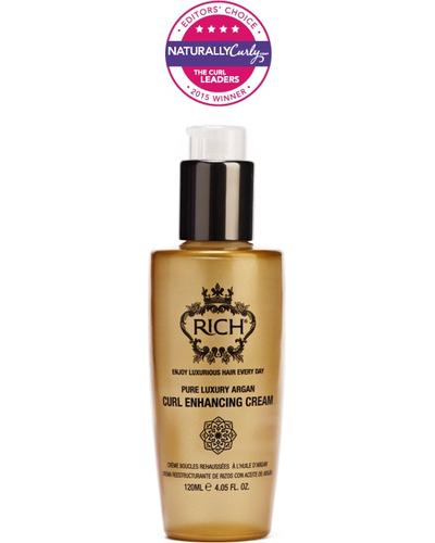 RICH Pure Luxury Argan Curl Enhansing Cream. Фото 4