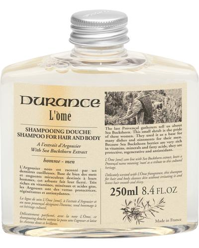 Durance Shower Gel Invigorating L'Ome
