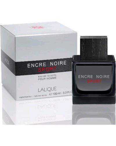Lalique Encre Noire Sport. Фото 3