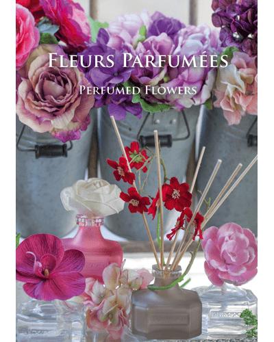 Durance Аксессуар для флакона Гирлянда розовых цветов Refill Scented Flower Guirlande Rose. Фото 1
