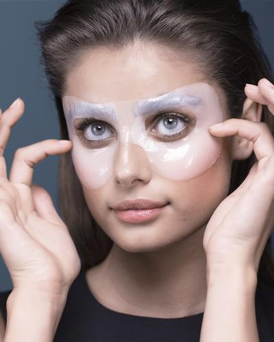 Lancome Гидрогелевая маска для кожи вокруг глаз Advanced Genifique Yeux Hydrogel 360° Eye Mask. Фото 3