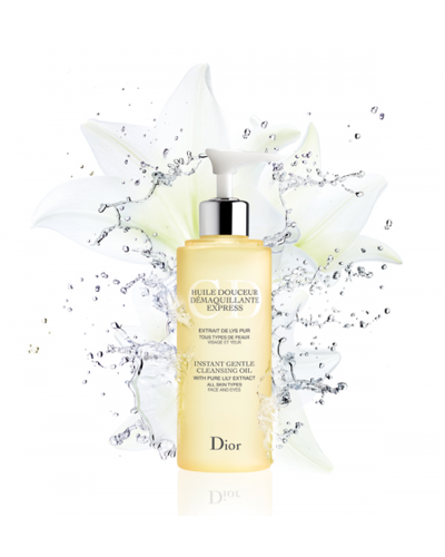 Dior Instant Gentle Clansing Oil. Фото 1