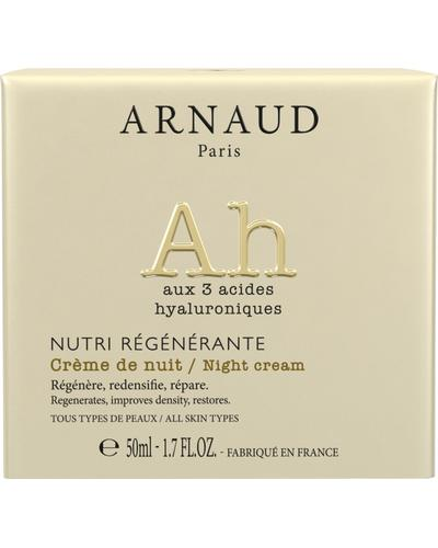 Arnaud Крем для лица ночной Nutri Regenerante Night Cream. Фото 3