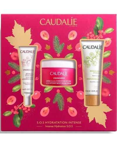 Caudalie Набор для ухода за чувствительной кожей Vinosource Sos Cream Set