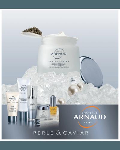 Arnaud Ночной концентрат с экстрактом икры Perle & Caviar Concentre Luxe Nuit. Фото 1