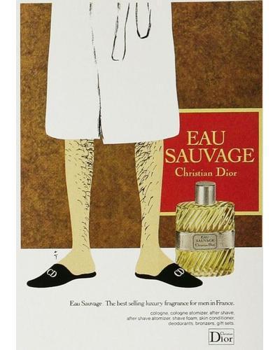 Dior Eau Sauvage. Фото 7