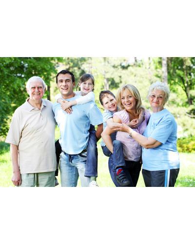 Byphasse Шампунь для всей семьи Family Shampoo Shea Butter And Honey. Фото 2