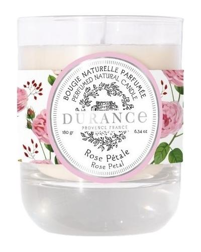 Durance Парфумована свічка Perfumed Natural Candle