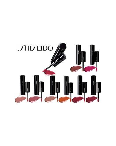 Shiseido Lacquer Rouge Lipstick. Фото 2