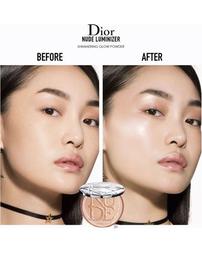 Dior Пудра для сияния кожи Diorskin Nude Luminizer. Фото 2