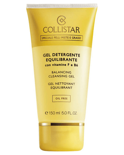 Collistar Balancing Cleansing Gel with vitamins F and B6