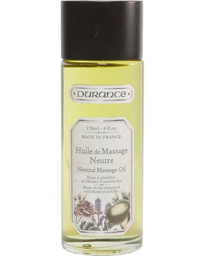 Durance Neutral Massage Oil