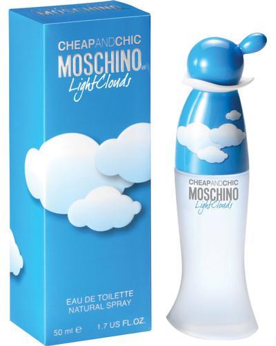 Moschino Light Clouds. Фото 1