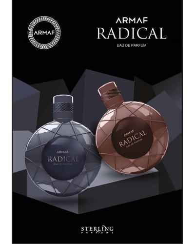 Armaf Radical Blue фото 2