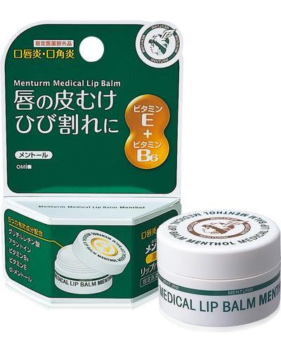 OMI Menturm Medical Lip Balm