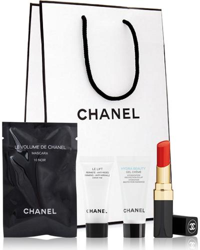 CHANEL Rouge Coco Shine Set