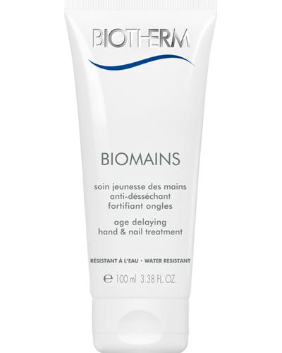 Biotherm Крем для рук Biomains Hand & Nail Treatment