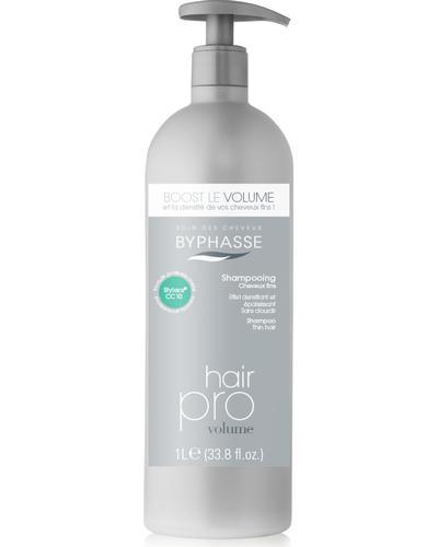 Byphasse Шампунь для объема волос Hair Pro Volume Shampoo Thin Hair