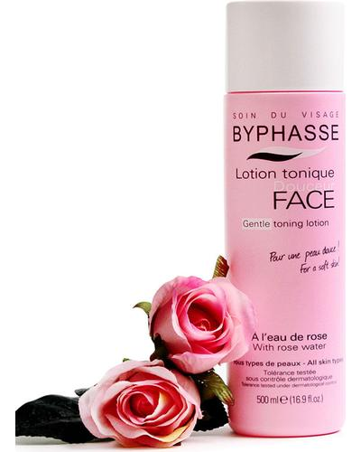 Byphasse Лосьон-тоник для лица Gentle Toning Lotion. Фото 2