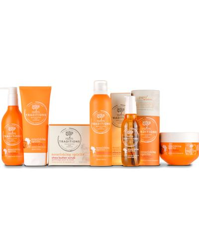 Treets Traditions Nourishing Spirits Body Butter. Фото 4
