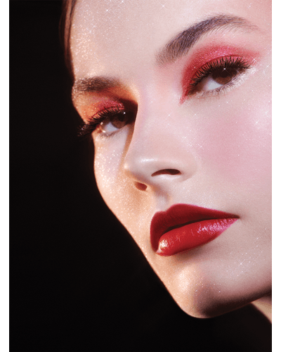 Givenchy Палетка для макияжа лица и глаз Red Lights 4 Colors Face & Eyes Palette. Фото 2