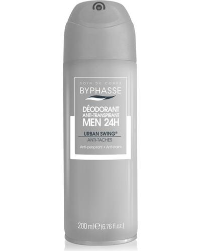 Byphasse Дезодорант Anti-perspirant 24H Men Urban Swing