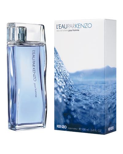 Kenzo L'eau par Pour Homme. Фото 3