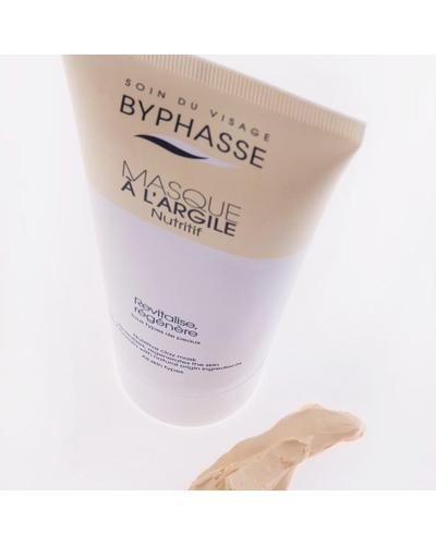 Byphasse Маска для обличчя Masque A L'Argile Nutritive Clay Mask. Фото 3