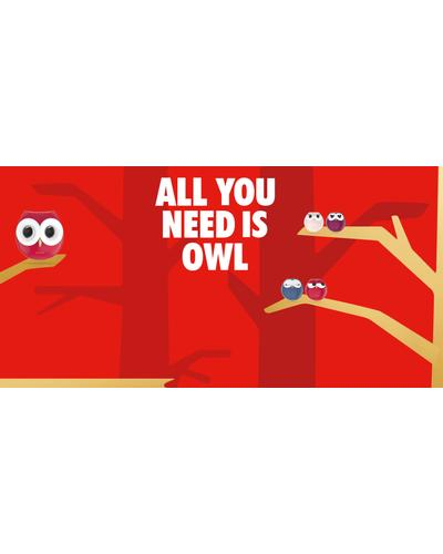 Pupa Owl 4. Фото 1
