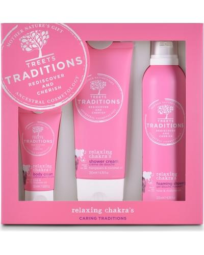 Treets Traditions Relaxing Chakra's Gift Set Large