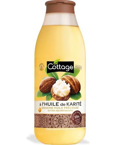 Cottage Питательное гель-масло для душа Douche Huile Precieuse Extra Nourrissante
