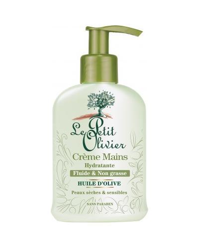 Le Petit Olivier Creme Mains Hydratante Huile d'Olive
