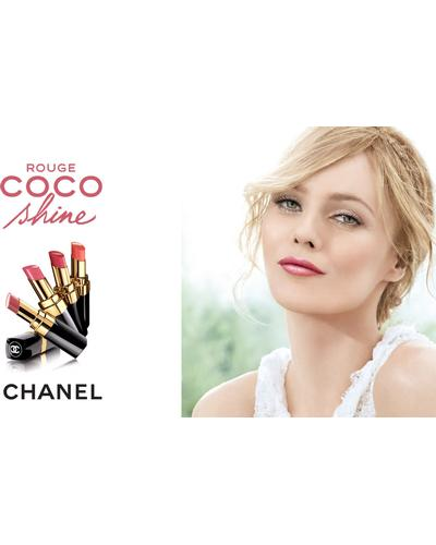 CHANEL Rouge Coco Shine. Фото 3